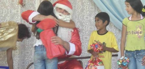 Natal na Creche